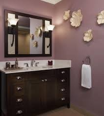 paint ideas for bathroom walls best 25 purple bathrooms ideas on purple bathroom