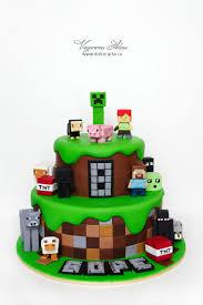 mine craft cakes minecraft cake cake by alina vaganova cakesdecor