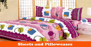 Types Of Bed Sheets Different Types Of Home Textiles Textile Apex