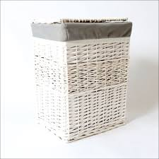 white laundry hampers furniture white laundry hamper brown clothes hamper double bin
