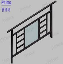 Iron Grill Design For Stairs Decorative Outdoor Metal Iron Stair Railings Handrails Buy