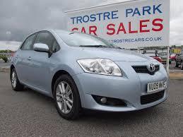 used toyota cars for sale in swansea swansea motors co uk