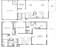 plan 3 viewpoint inland empire pardee homes