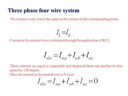 balanced poly phase circuits two and four phase systems a two