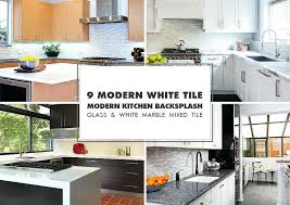 kitchens with glass tile backsplash glass tile ideas projects photos com glass backsplash ideas 9 white