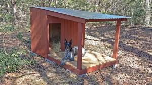 House With Porch by Diy Attempt Country Dog House With Porch