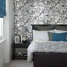 how to decorate with metallics in the bedroom