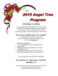 christmas angel tree program home design inspirations
