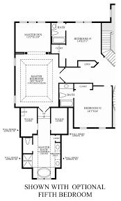 bromley estates at weddington the henley home design optional 5th bedroom floor plan