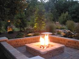 square fire pits designs fire features u2013 kenneth watson design
