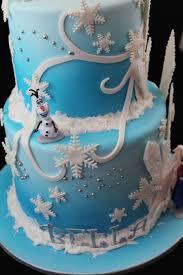 frozen birthday cake u2013 sweet passion cakery