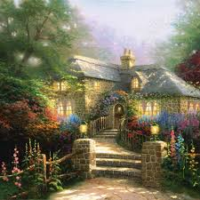 Thomas Kinkade Home Interiors by Thomas Kinkade Official Site Of The Painter Of Light