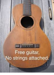 No Strings Attached Memes - free guitar no strings attached meme on esmemes com