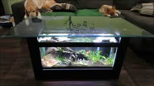 dining room table fish tank fish tank living room table into the glass awesome interior fish