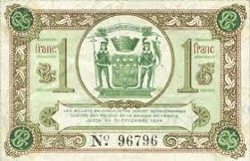 chambre de commerce brive banknotes emergency notes brive 19 chambre de commerce