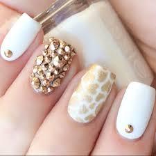 gold crystal rhinestone nail design rhinestones for nails strass