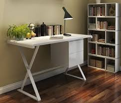 Office Desk Small Affordable Small White Modern Office Desks In Chicago Home