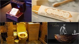 Titanium Bathtub Gold Toilet Seats To Titanium Toothbrushes The 7 Most Expensive
