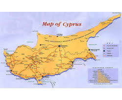 Pa Road Map Maps Of Cyprus Detailed Map Of Cyprus In English Tourist Map