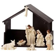 amazon com belleek nativity set home u0026 kitchen