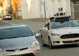 trump u0027s regulators aren u0027t regulating self driving cars