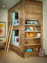 Pink Green Interiors  Builtin Bunks Cubbies And Innovative Nooks - Kids novelty bunk beds