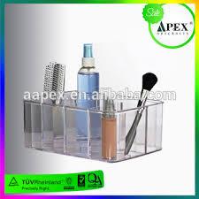 apex custom 3 tiers acrylic nail polish display rack clear acrylic