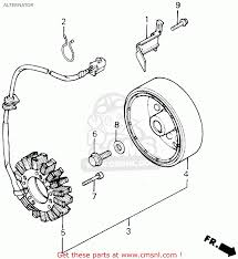 alternator schematic wiring diagram components