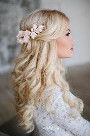 wedding hair dress up your wedding hairstyle with fresh flowers hairzstyle