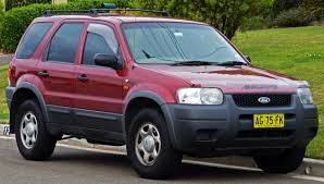 Ford Escape Upgrades - 2003 ford escape information and photos zombiedrive