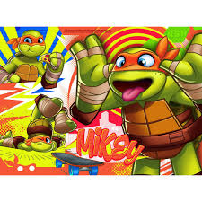 buy ravensburger tmnt half shell heroes 4 in a box jigsaw puzzles