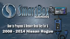 nissan rogue youtube 2014 how to program a remote head key to a 2008 2014 nissan rogue