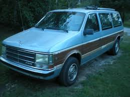 1986 dodge caravan overview cargurus