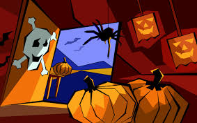 cartoon halloween wallpapers scary room wallpapers scary room stock photos