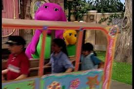 Luci Barney And Friends Wiki by Let U0027s Go For A Ride Barney Wiki Fandom Powered By Wikia