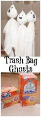halloween glowing trash bag ghosts the tiptoe fairy