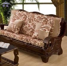 Cushions Covers For Sofa Furniture Home Flowers Cotton Handmade Embroid Sofa Cushion