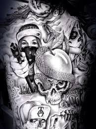 hand tattoo chicano danielhuscroft com