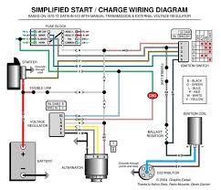 external regulator wiring diagram external wiring diagrams