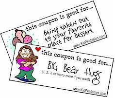 kid printables free printable coupons for kids