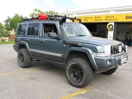 jeep commander xk
