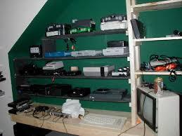 desks for gaming consoles desk gaming console desktop best video game 25 organization ideas