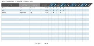 Payment Schedule Excel Template 12 Free Payment Templates Smartsheet