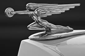 1936 packard ornament 3 photograph by reger