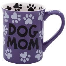 dog mom mug the animal rescue site