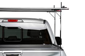nissan frontier utility bed 2000 2004 nissan frontier hard folding tonneau cover rack combo