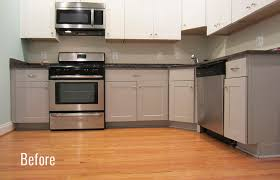 gray kitchen floors with oak cabinets new grayown floors in da house house big city