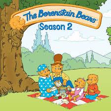berestein bears the berenstain bears season 2 on itunes