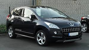 peugeot mini car file peugeot 3008 hdi fap 150 platinum u2013 frontansicht 9 april