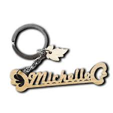 wooden keychain personalized key chain name wooden keychain custom with letters 1